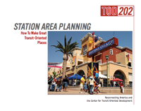 TOD202: Station Area Planning